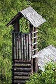 Celtic Watchtower At Havranok - Slovakia
