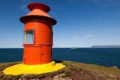 Lighthouse in Stykkishólmur