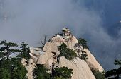 Huashan East Peak scenery