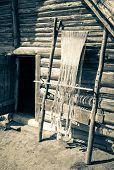 Old Celtic Loom