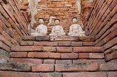 Ancient Godness Statues