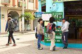 Tour Operator in Banos, Ecuador