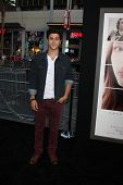 LOS ANGELES - AUG 20:  David Henrie at the