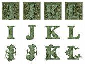 Money Alphabet I To L