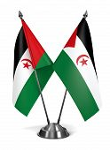 Sahrawi Arab Democratic Republic - Miniature Flags.