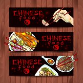 pic of chinese menu  - beautiful hand - JPG