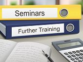 Seminars And Further Training Binders