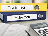 Training And Employment Binders