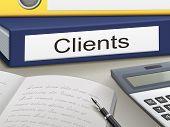 Clients Binders