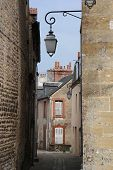 Alley in Carentan