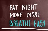Eat Right, Move More, Breathe Easy