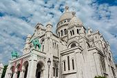 Sacre Coeur, Paris, Frace