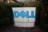 Dell Company Sign
