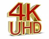 4K Uhd Text