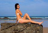 Stunning Bikini Girl