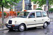 Classic British Cab