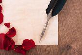 St. Valentines Day love message