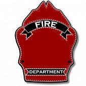 stock photo of firefighter  - Classic Firefighter - JPG