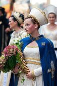 image of pageant  - Asti Italy  - JPG