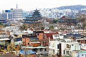 pic of palace  - Gyeongbokgung - JPG