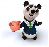 picture of pandas  - Fun panda - JPG