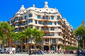 pic of gaudi barcelona  - BARCELONA - JPG