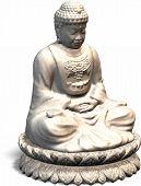 Stone Boeddha