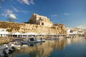 Seaport Of Ciutadella