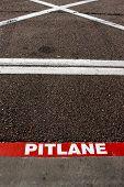 pitlane