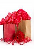 Valentine Paperbag Presents