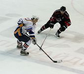 Kharkov- Donbass Ice Hockey Match