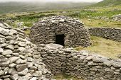 Irish Beehive Stone House