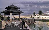 Resort At The Seaside