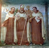 Saint Angelus, Andrew Corsini and Bl. John Soreth