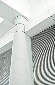 Concrete Pillar High Key