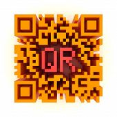 Big Color Qr-code