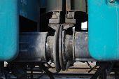 Trans-Mongolian Train Buffers