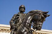 Lord Roberts of Kandahar Monument Statue
