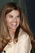 LOS ANGELES - JUN 11: Maria Shriver at a ceremony to honor Susan Saint James with a star on the Holl