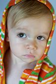 Cute Toddler poster