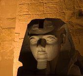Sphinx in Luxor