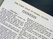 Bible The Book Of Genesis