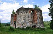 Watchtower Svirzh Castle, Ukraine
