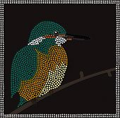 Dreamtime - Kingfisher