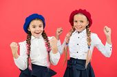 Girls Long Braids. Fashion Trend. It Is Awesome Dye Hair Fun Colors. Appropriate Hairstyle. Keep Hai poster