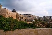 stock photo of aqsa  - Jerusalem  - JPG