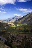 Canyon de Colca, Peru