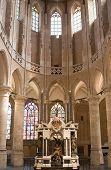 Delft New Church And Willaim Of Orange