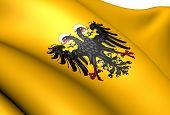 Flagge Heiliges Römisches Reich (1400-1806)