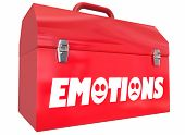 Emotions Feelings Mental Toolbox Therapy Treatment Emotional States 3d Illustration poster